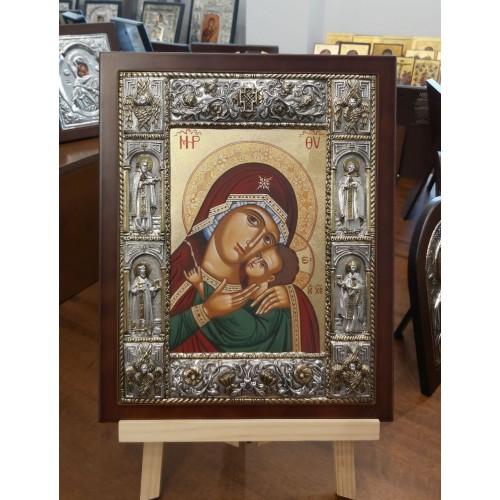 Παναγία Βρεφοκρατούσα εικόνα βυζαντινή