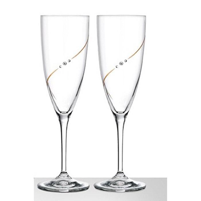 Ποτήρι σαμπάνιας για γάμο