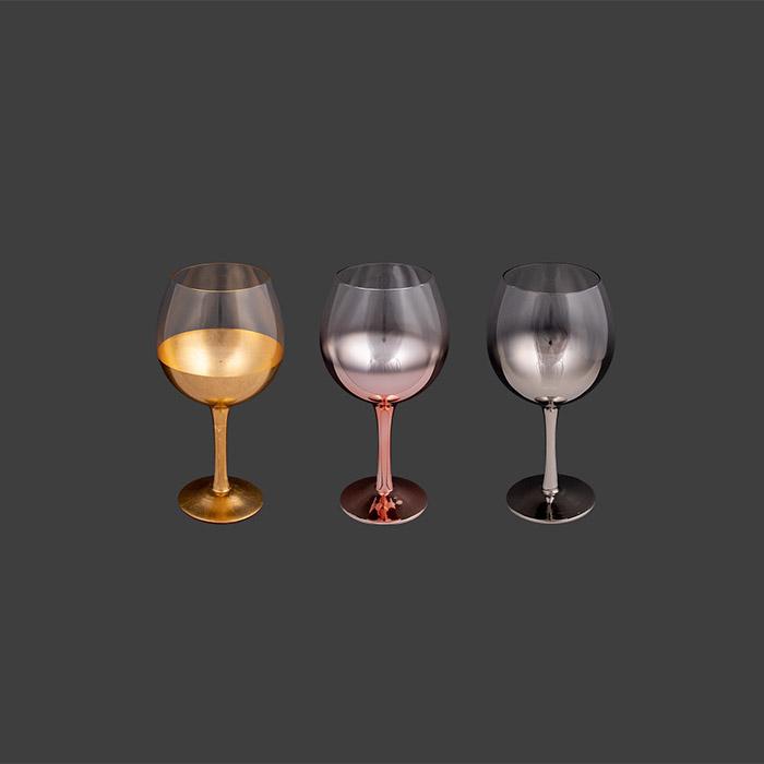 Ποτήρι χρωματιστό