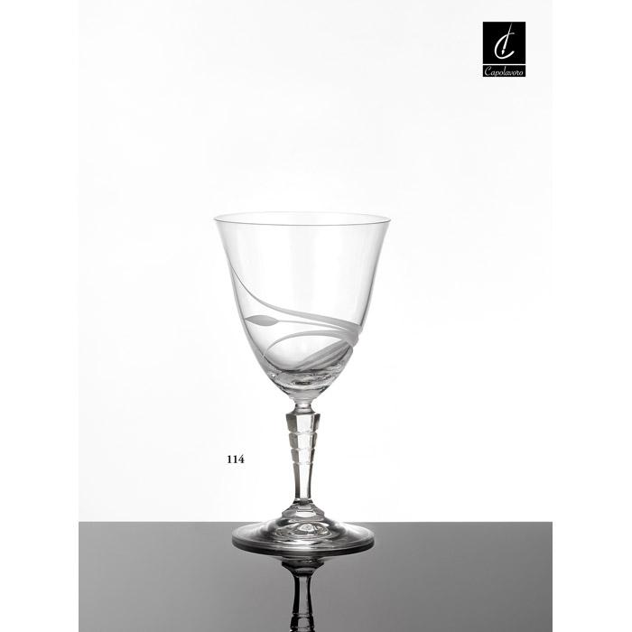 Κρυστάλλινο ποτήρι κρασιού