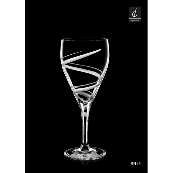 Ποτήρι χαραγμένο δώρο για γάμο