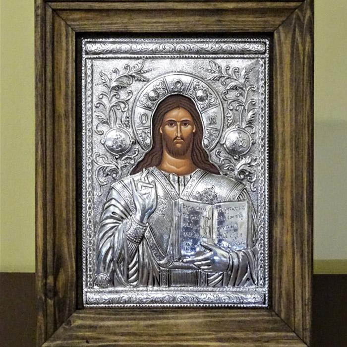 Εικόνα Χριστός ανοιχτό βιβλίο