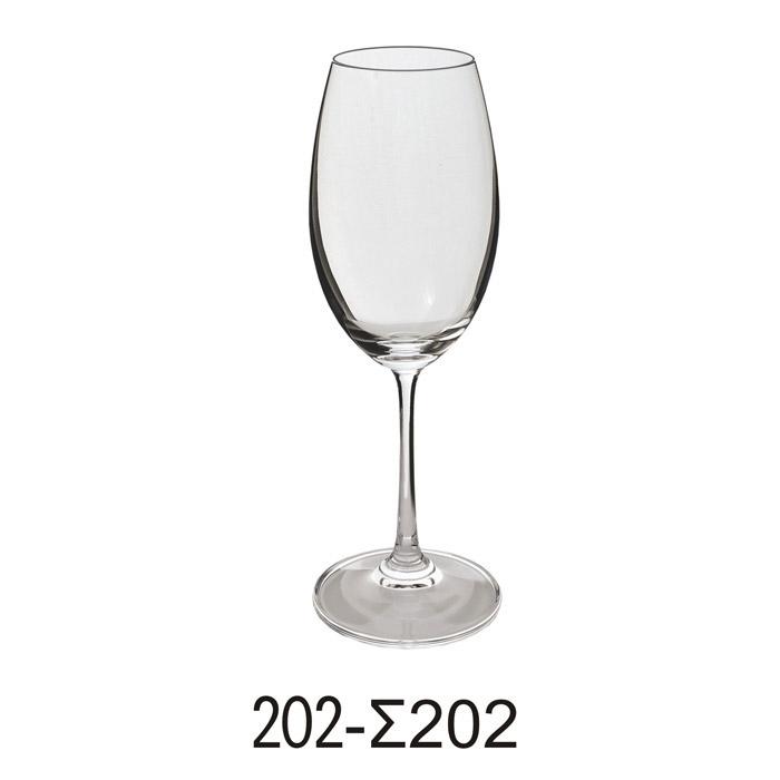 Ποτήρι κρυστάλλινο κρασιού για γάμο
