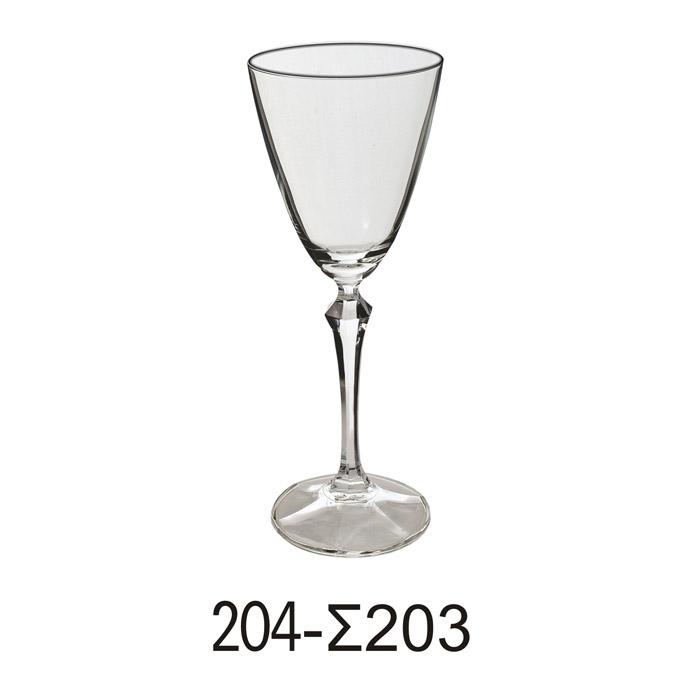 Ποτήρι κρυστάλλινο BOHEMIA