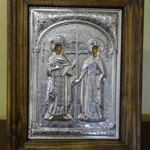 Εικόνα Άγιοι Κωνσταντίνος και Ελένη