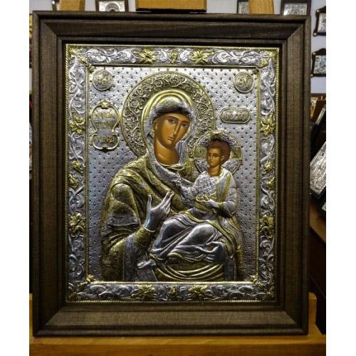 Παναγία των Πάντων Χαρά βυζαντινή εικόνα
