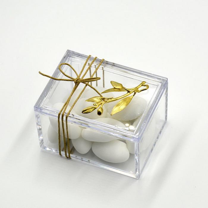 Φύλλο ελιάς σε κουτάκι