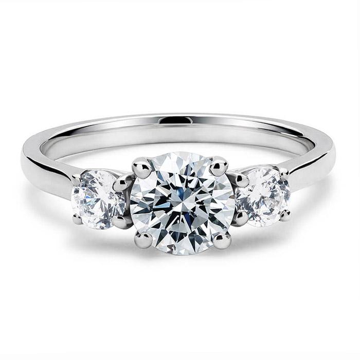 Μονόπετρο δαχτυλίδι για ένα σίγουρο ΝΑΙ