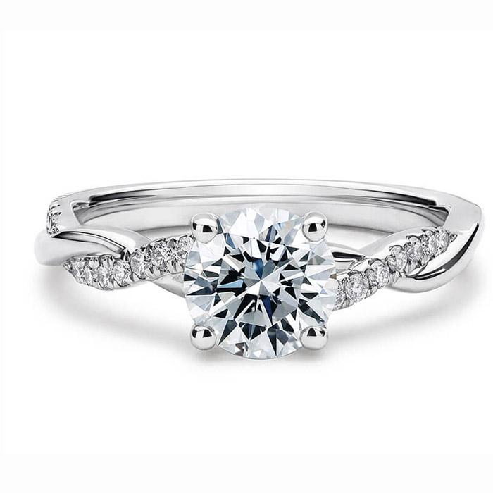 Μονόπετρο δαχτυλίδι γάμου που θα ανταποκρίνεται στις προσδοκίες σας