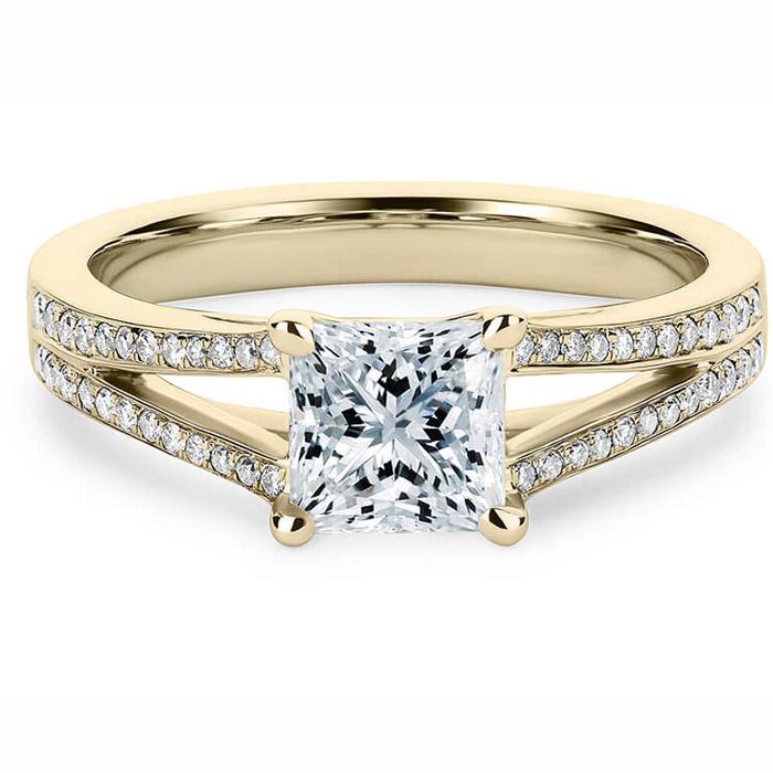 Το ιδανικό μονόπετρο για την ιδανική πρόταση γάμου