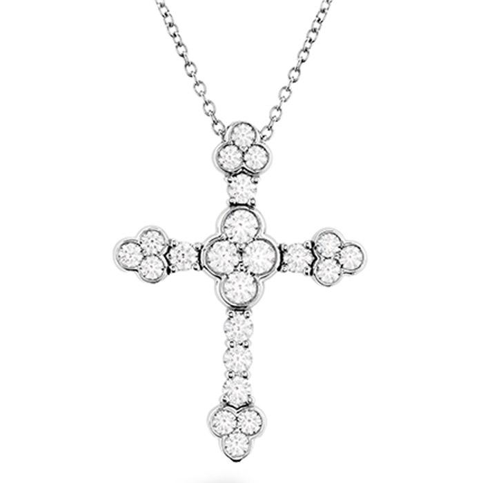 Λευκόχρυσος σταυρός σε πρωτότυπα σχέδια