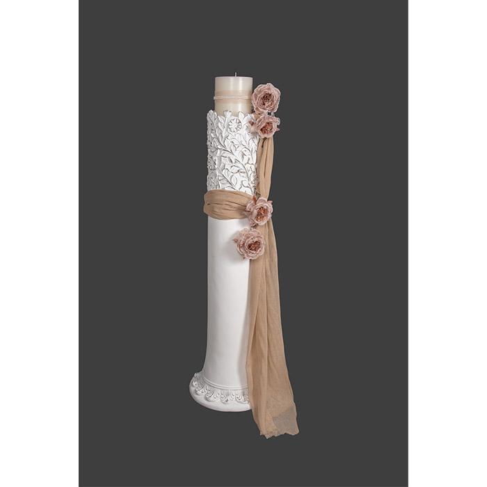 Μοντέρνοι κηροστάτες γάμου