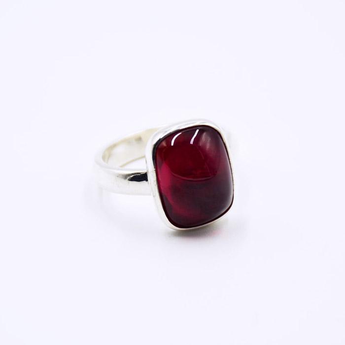 Χειροποίητο δαχτυλίδι ασημένιο ανδρικό
