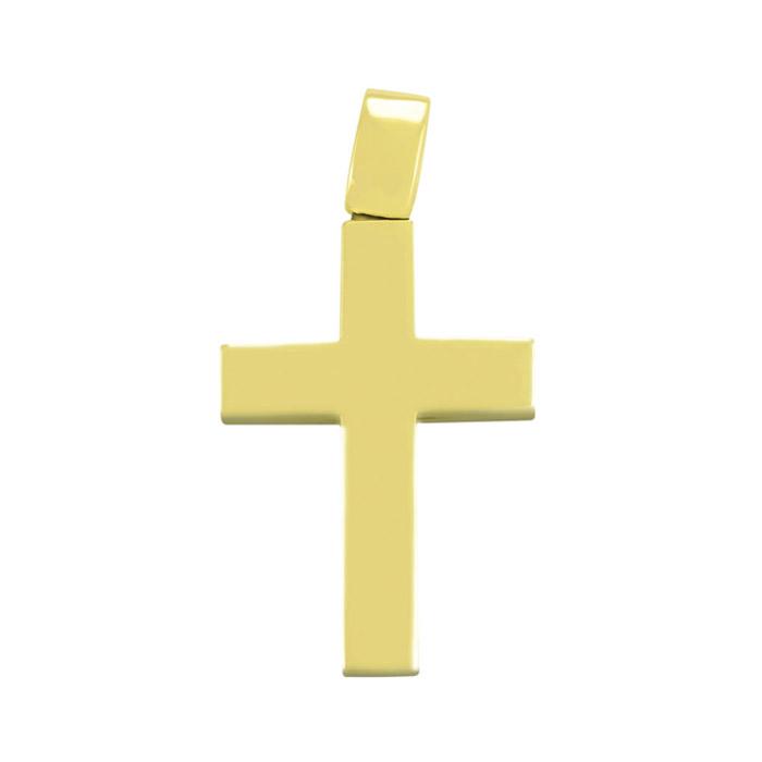 Σταυρός βάπτισης σε κλασική γραμμή