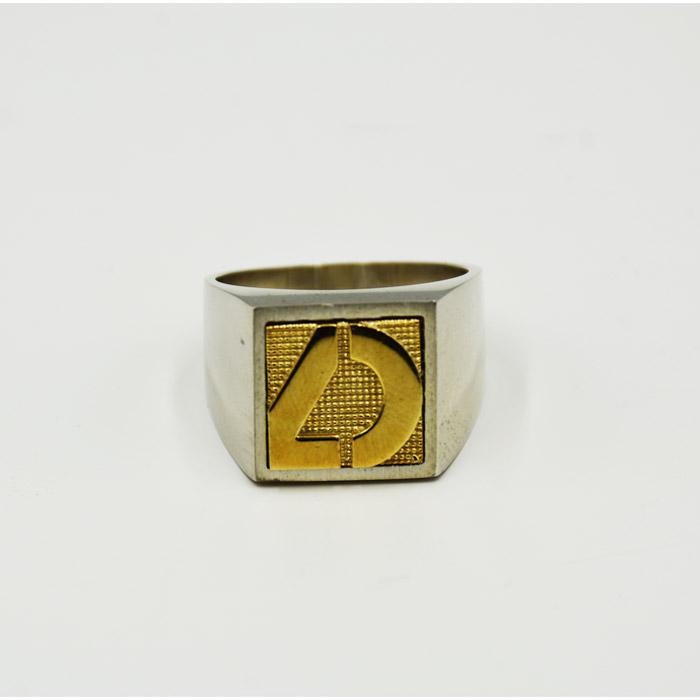 Δαχτυλίδι με το λογότυπο της επιχείρηση σας