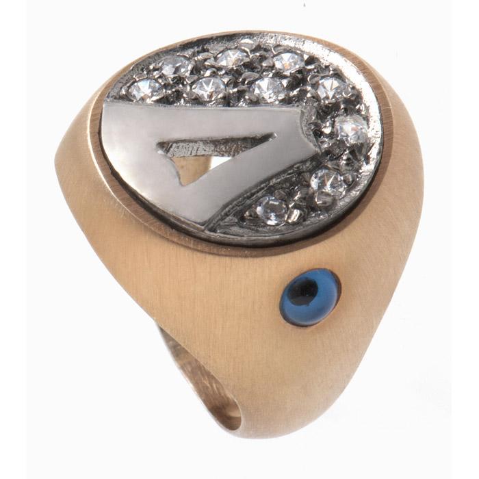 Σεβαλιέ δαχτυλίδι με μονόγραμμα