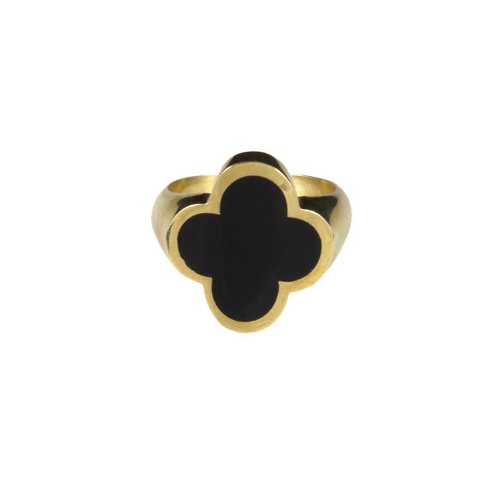 Ασημένιο δαχτυλίδι σμάλτο