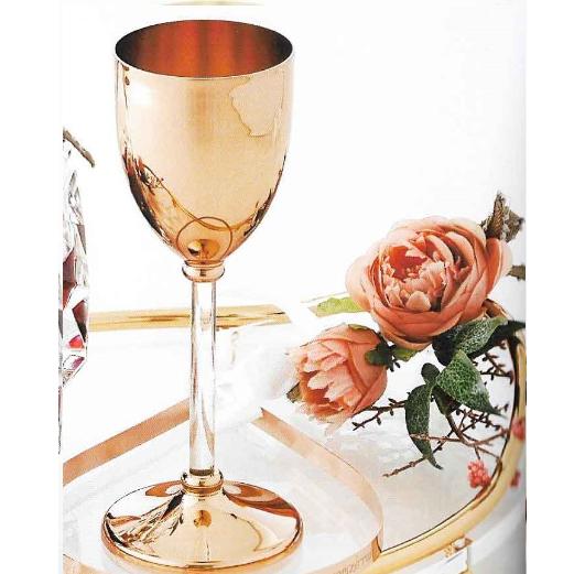 Ποτήρι κρασιού γάμου