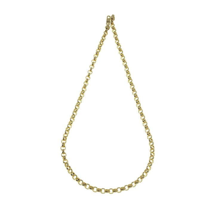 Αλυσίδα χρυσή για τον λαιμό