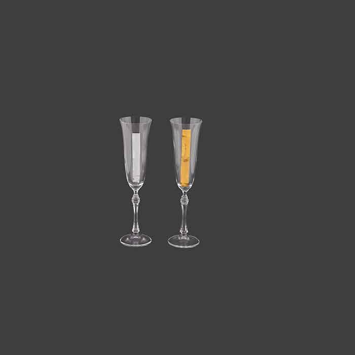 Ποτήρια σαμπάνιας για γάμο