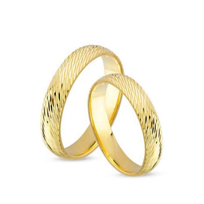 Κομψές βέρες γάμου σε μοντέρνα σχέδια- Δείτε τη νέα μας συλλογή online